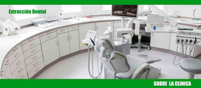 La extracción dentaria
