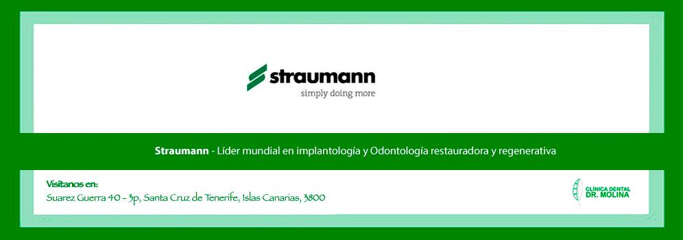 Straumann - Líder mundial en implantología y odontología restauradora y regenerativa